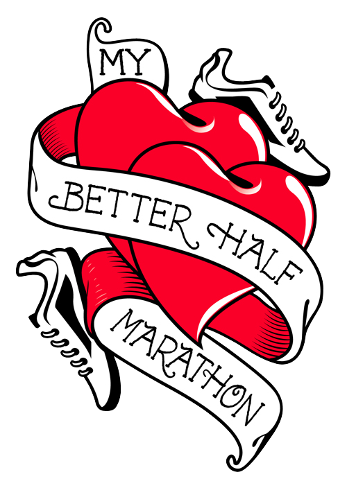My Better Half Marathon Discount Code from Mom vs. Marathon